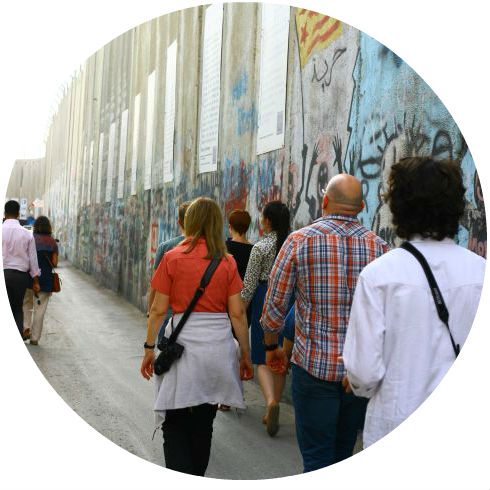 wall at Bethlehem