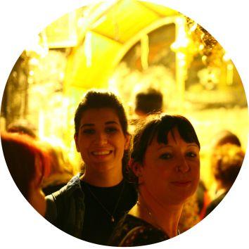 women in church of holy nativity
